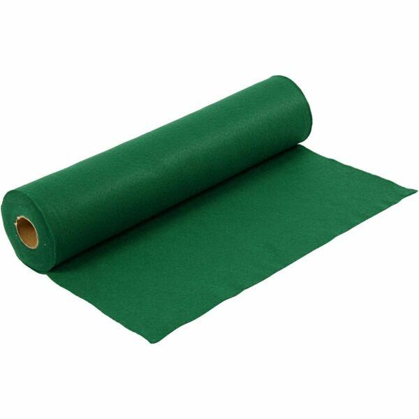 Zöld barkácsfilc - 5m