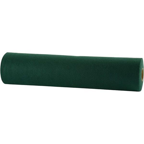 Sötétzöld barkácsfilc - 5m