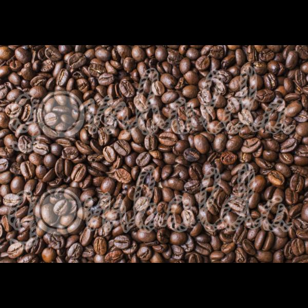 Mintás barkácsfilc - kávé - 5db vagy 10db